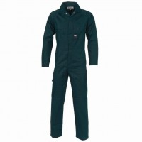 Cotton Drill Coverall By DNC