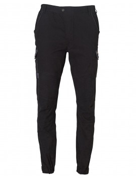 MENS STRETCH CARGO WORK PANTS AWX FXD STYLE