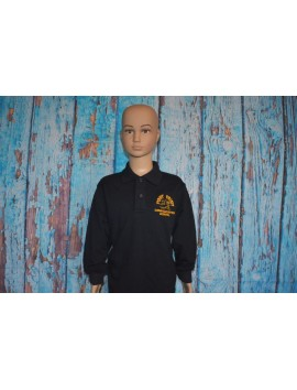 PORT FAIRY CONSOLIDATED SCHOOL  L/S POLO WITH LOGO
