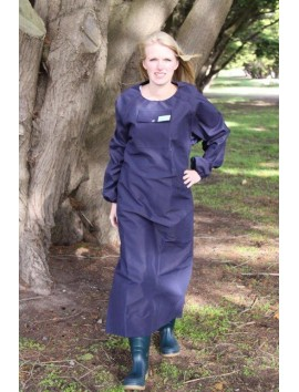 ALL-IN-ONE APRON / MILKING GOWN